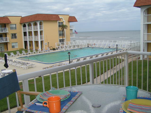 rental condo,Central Florida,beachfront,New Smyrna Beach,